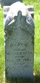 Mary W <I>Nulton</I> Baker