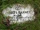Profile photo:  James L Barnes