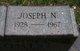 Profile photo:  Joseph N Donis