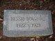 Profile photo:  Bessie Bournias