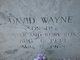 David Wayne Ross