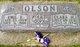 Clara M <I>Tollefson</I> Olson