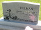 "Myrtle J ""Janie"" <I>Stone</I> Tillman"