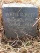 Bertie G. Betz