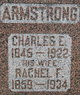 Profile photo:  Charles Erwin Monroe Armstrong