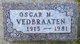Oscar M Vedbraaten
