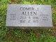 Profile photo:  Comer J. Allen