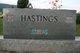 Linda <I>Pace</I> Hastings