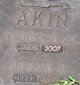 Profile photo:  Peggie Ann <I>Hargrove</I> Akin