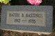 Hattie B Hastings
