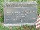 Sgt Woodrow W Hollan