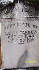 Mary Ellen <I>Wasson</I> Tanner