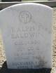Ralph F. Baldwin