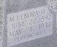 Mary Lenora <I>Hickman</I> Hardee