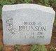 Bessie O. Brunson