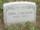 Edna Josephine <I>McDonald</I> Brunson