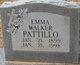 Emma Walker Pattillo