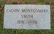 Calvin Montgomery Smith