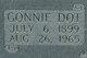Gonnie Dot <I>Smith</I> Williams