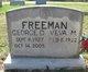 Veva Marjorie <I>Horn</I> Freeman