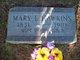 Mary Etta <I>Clark</I> Hawkins
