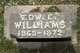 Edward E. Williams