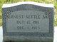 Ernest John Settle, Sr.