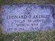 Leonard J Akerley