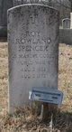 Roy Rowland Spencer