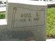 Rose <I>Laritz</I> Yerg