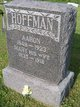 Mary <I>Herbster</I> Hoffman