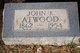 John Erve Atwood