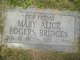 Mary Alice <I>Rogers</I> Bridges