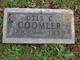 Profile photo:  Otis C. Coomler