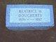 Beatrice Hannah <I>Hayes</I> Dougherty