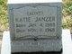 Katie Janzer