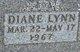 Profile photo:  Diane Lynn Blackstone