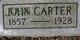 John Carter Arnold