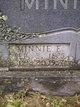 Minnie E <I>Long</I> Minnick