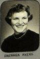 Barbara Ann Ayers