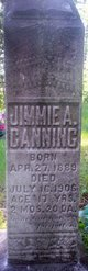 Profile photo:  Jimmie Canning