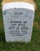 Profile photo:  Anne May <I>Delaney</I> Bentley