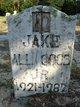 Profile photo:  Jake Alligood, Jr