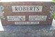 Rachel Malinda <I>Harvey</I> Roberts