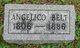 "Profile photo:  Angelico ""Angelo"" Belt"