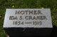 Ida S <I>Garman</I> Cramer