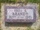 Profile photo:  Fred S Brandt