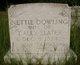 Nettie <I>Dowling</I> Slater