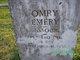 Omry W Emery