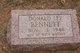 Donald Lee Bennett